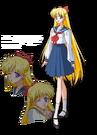 Sailor Moon Crystal Minako pose