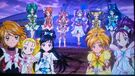 Pretty Cure All Stars DX3 All Pretty Cures Team Up