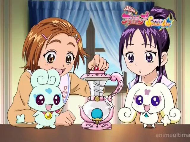 Futari wa Pretty Cure Splash Star - Episode 12