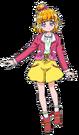 Mahou Tsukai Pretty Cure Mirai Casual Movie pose