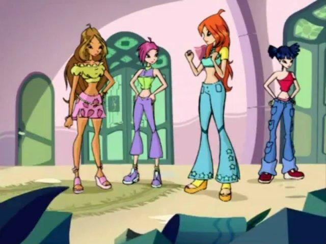 Winx Club - Episode 05