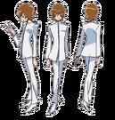 Heartcatch Pretty Cure! Itsuki pose