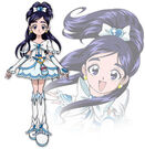 Pretty Cure Max Heart Movie2 Cure White profile