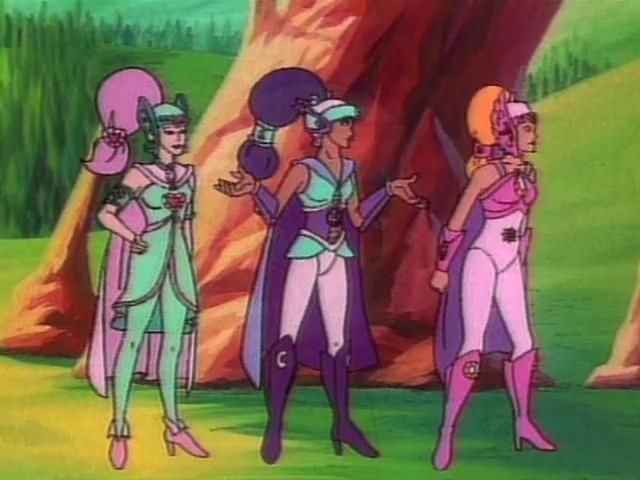 Princess Gwenevere and the Jewel Riders - Episode 26