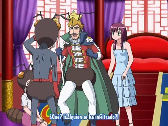 Akahori Gedou Hour Rabuge - Episode 13