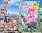 Hearcatch Precure! The Movie Wallpaper Special