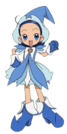 Ojamajo Doremi Sharp Aiko pose