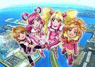 Pretty Cure All Stars DX Intro