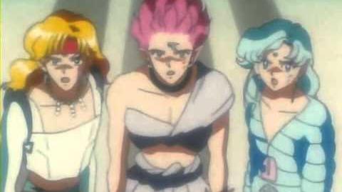 Sailor Moon SuperS - Episode 21