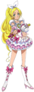 Suite Pretty Cure Cure Rhythm pose8