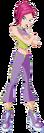 Winx Club Tecna s1 pose51