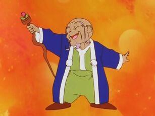 Hana no Mahou Tsukai Mary Bell Jiji Bell using his spell