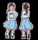 Heartcatch Pretty Cure! Nanami pose2