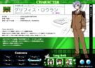 Magical Girl Lyrical Nanoha StrikerS Griffith profile