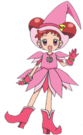 Ojamajo Doremi witch pose