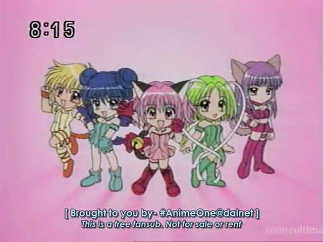 Tokyo Mew Mew - Episode 06