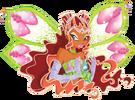 Winx Club Aisha Enchantix pose7