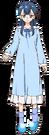 Yakushiji Saaya pajama Asahi