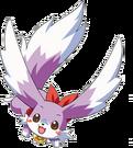 Magical Canan Natsuki pose
