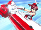 Vividred Operation Akane using the Naked Rang5