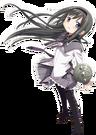 Puella Magi Madoka Magica Homura pose3