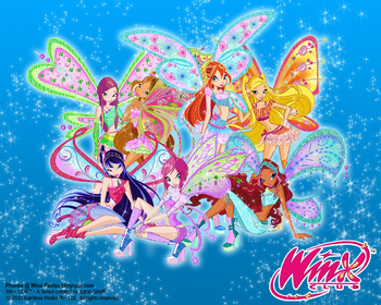 Winx Believix No Logo