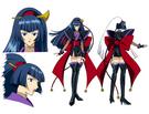 Angelic Layer Suzuka Profile