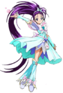 Pretty Cure All Stars DX3 Cure Windy pose