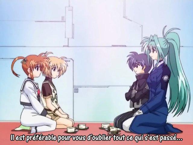 Mahou Shoujo Lyrical Nanoha - Episode 08