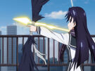 Vividred Operation Rei using her weapon18