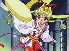 Kamikaze Kaitou Jeanne Kaitou Jeanne using the Rebound Ball42