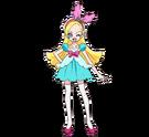 Kirakira Precure Ala Mode Ciel form Pose