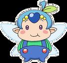 Pretty Cure Max Heart Prosen pose