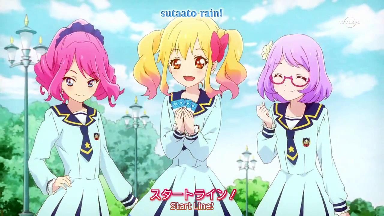 Aikatsu Stars! - Episode 04