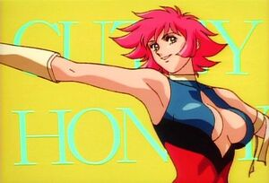 New Cutey Honey - sigla