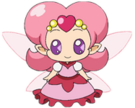Pretty Cure Max Heart Wishun pose