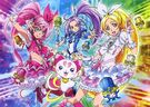 Suite Pretty Cure Art31