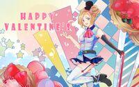 Inori angelachen sweets and hearts 4k
