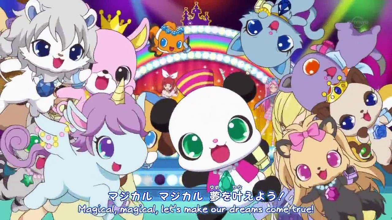 Jewelpet Magical Change - Episode 02