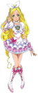 Suite Pretty Cure Cure Rhythm pose4