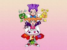 Fun Fun Pharmacy Popuri, Fukiko and the Time Spirits
