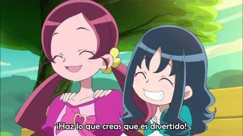 Heartcatch Pretty Cure! - Episode 15