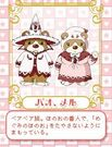 Fushigiboshi no Futago Hime Flame Kingdom Magicians profile