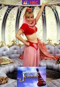 I still dream of jeannie cover dvd