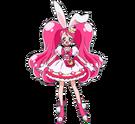 Kirakira Precure Ala Mode Cure Whip Pose