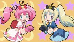 Hoshikuzu Witch Meruru and Alpha Omega2
