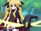 Mahou Shoujo Lyrical Nanoha Fate using the Sealing Form2