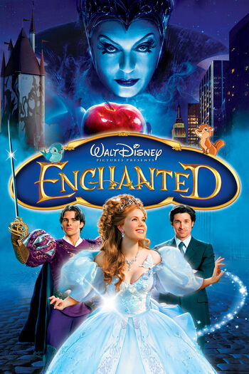 Movies-Enchanted
