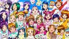 Precure All Stars DX3 Everyone Happy Ending Card