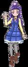 Mahou Tsukai Pretty Cure Riko Casual Movie pose